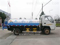 福田威龙3吨树苗洒水车、福田小型多功能运水车