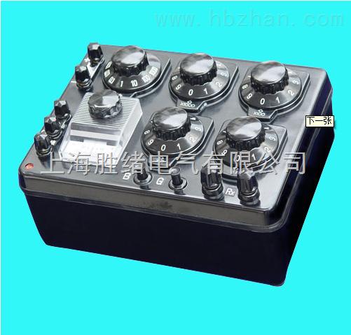 QJ23-直流单臂电桥供应商