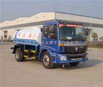 10吨绿化洒水车价格、福田多功能水罐车、山林洒水车、远程运水车