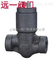 H61W/H/Y-900~2500LB自密封锻钢止回閥