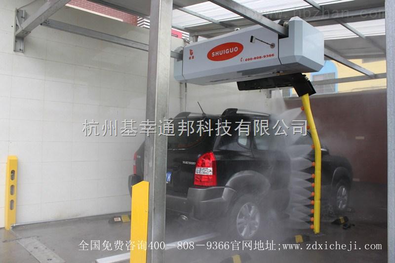 无接触洗车机价格,全自动洗车机价格市场分析