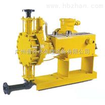 米顿罗MBH液压隔膜计量泵
