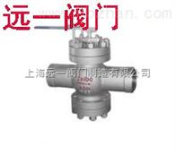 T68H/Y-64/100手動高壓調節閥