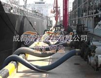 广东深圳码头供应法兰复合软管,快装轻型软管,码头卸油软管