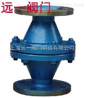 HGSO7管道網型阻火器