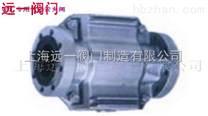 铝厂专用气动管夹阀