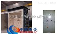 研發門和卷簾耐火試驗爐引進台灣技術