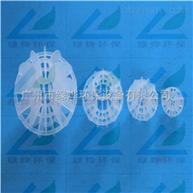 多麵空心 生物淨化塔填料空心球 塑料空心球 氣速高