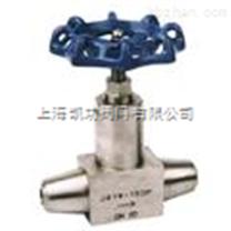 供应凯功牌 包邮 J61Y型针型阀价格/不锈钢针型阀厂家