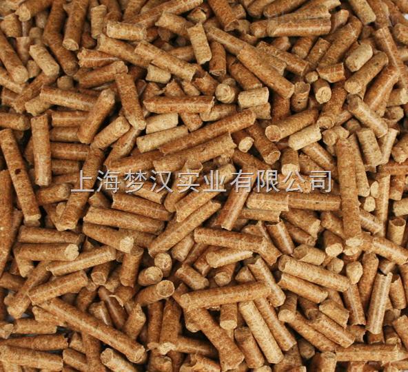 1,上海梦汉生物质成型燃料的构成  生物质壁炉燃料由可燃质,无机物和