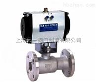 Q641M-16/25C/P/R气动高温球閥