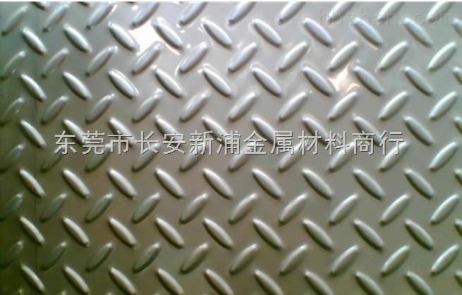 不锈钢花纹板(三条筋)/304花纹钢板价格