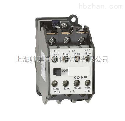 cjx1-32/22交流接触器