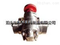 KCB全不锈钢齿轮泵 渣油泵头ZZR-ZYB-18.3