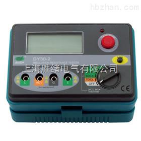 数字式绝缘电阻测试仪DY30-4