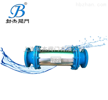 管內強磁水處理器