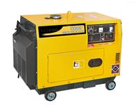5KW柴油发电机ZK6800T