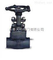 J61H鍛鋼焊接截止閥,鍛鋼截止閥,焊接截止閥