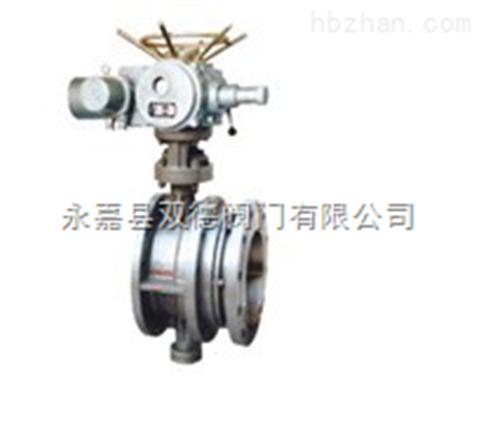 SD943H电动伸缩蝶阀