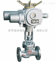 J941H-64C電動鑄鋼截止閥