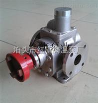 YCB3.3-10系列不锈钢圆弧齿轮泵,圆弧泵型号