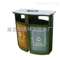 河北秦皇岛钢板垃圾箱