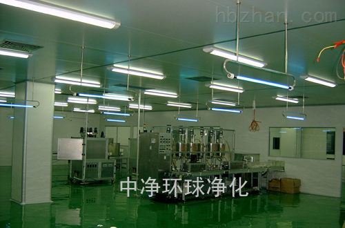 gmp车间设计规划装修_无菌室/净化工程_中国环保在线