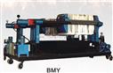淬火油废机油杂质过滤机(液压板框滤油机)