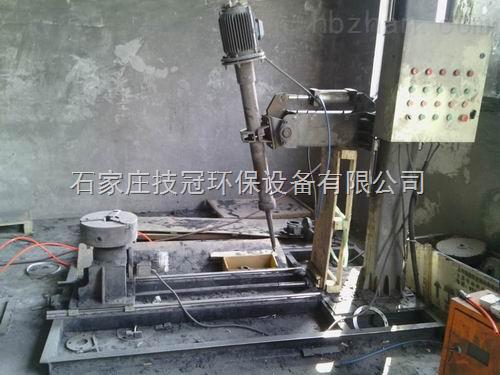 不锈钢封头罐体自动抛光机生产厂家
