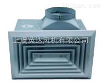 低噪声吸顶式房间通风器(塑料和金属)