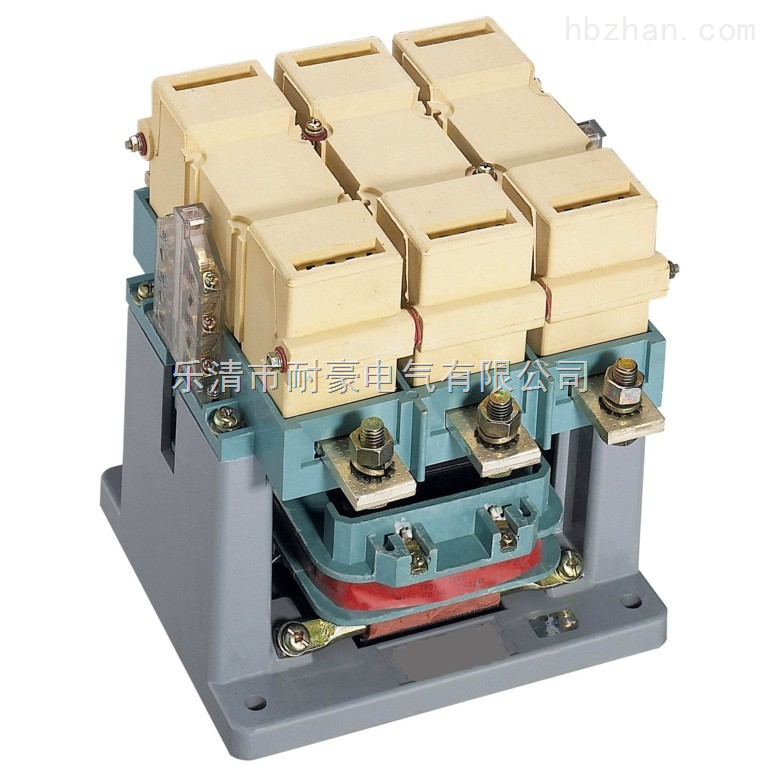 cj40-800交流接触器基本组成