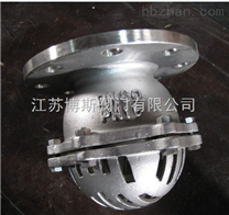 H42W-25P/R/L/RL不锈钢底阀 水下防倒流阀