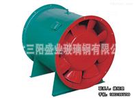 SWF高效低噪混流風機