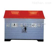 河北廊坊新农村建设垃圾箱
