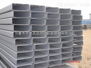 c型钢广泛用于钢结构建筑的檩条