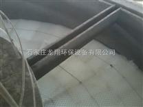 龙翔环保供应 PP 50蜂窝斜管填料