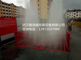 LYS-100武汉建筑渣土车冲洗槽建筑工地喷淋冲洗设备