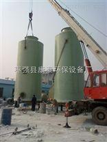 工业烟气除尘脱硫塔