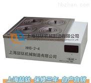 數顯雙列四孔水浴鍋HHS-2-4操作說明/HHS-2-4雙列四孔水浴鍋參數要求