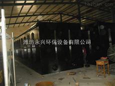 YX永兴厂家生产直销 地理式一体化污水处理设备 价格优惠欢迎来电选购
