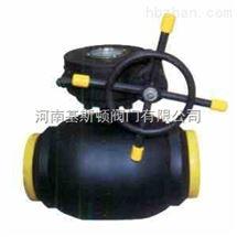 Q361F全焊接球阀