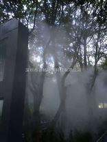昆明人造雾除尘