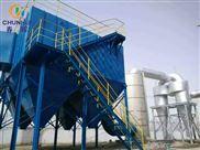 河间水泥厂煤粉烘干输送使用防爆布袋除尘器管道布置注意事项