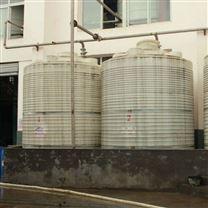 郑州市8吨塑料水箱水塔 防晒抗酸碱化工桶
