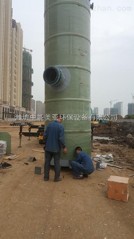 玻璃钢污水提升泵站厂家