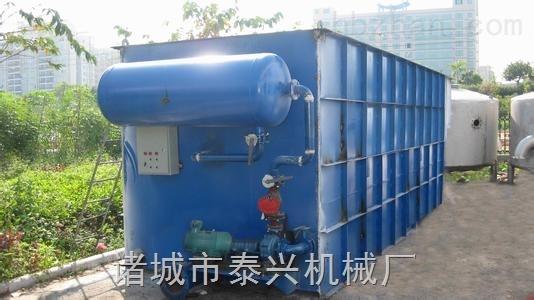 直销平流式溶气气浮机