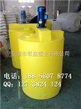 污水处理药剂溶解桶 耐酸碱PE溶药桶厂家
