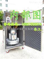 磨床专用小型工业吸尘器-2.2kw工业吸尘器-大型工业吸尘器