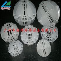 多面空心球|塑料50多面球填料