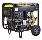 YT6800EW伊藤推车式190A电启动柴油发电电焊一体机
